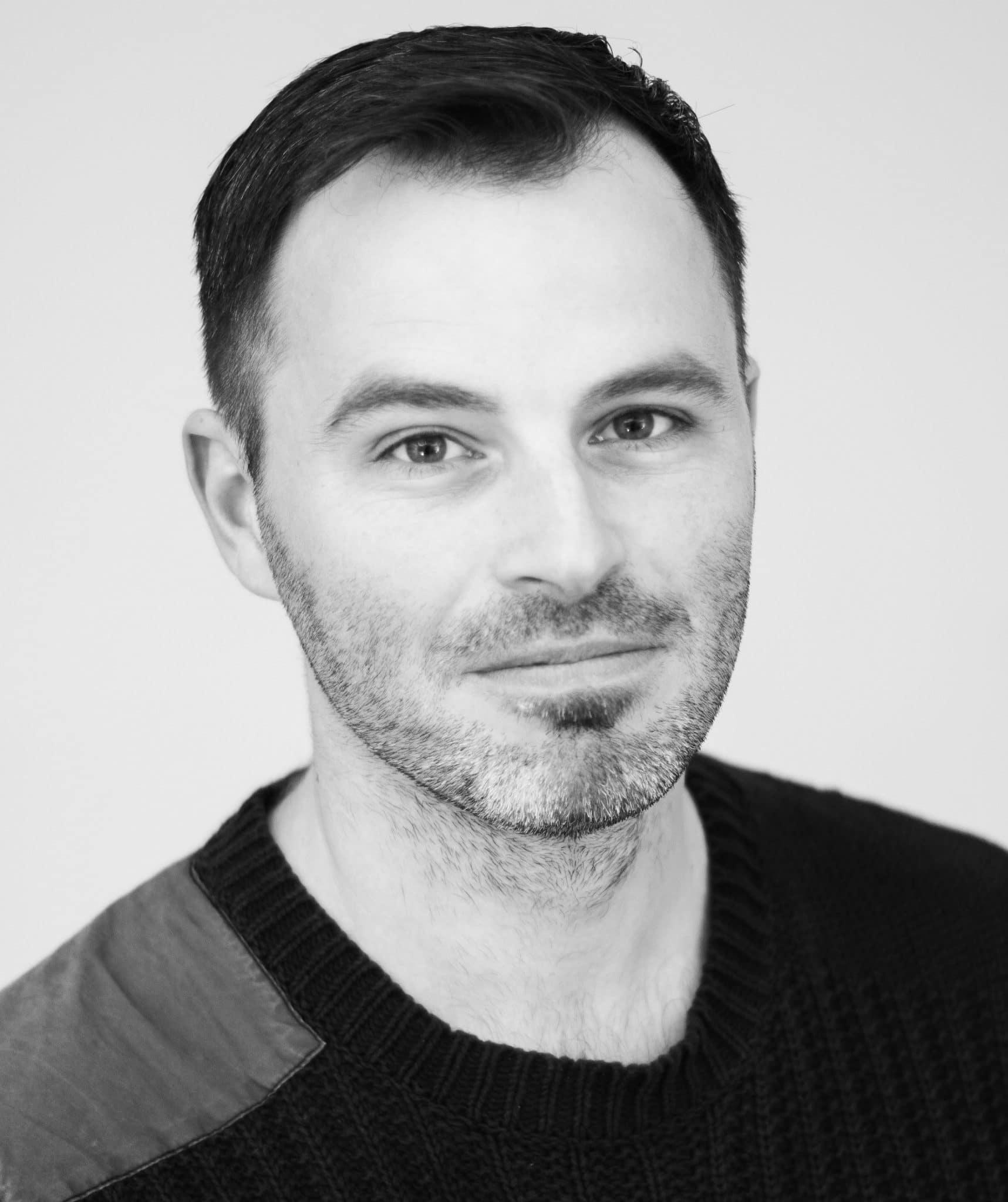 Joe Ward Munrow, winner of the Mercury Weinberger Playwriting Prize