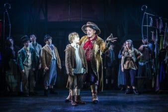 015 Mercury Theatre Oliver Pamela Raith Photography