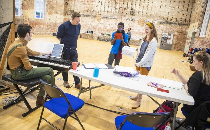 043 Mercury Theatre Cinderella Pamela Raith Photography