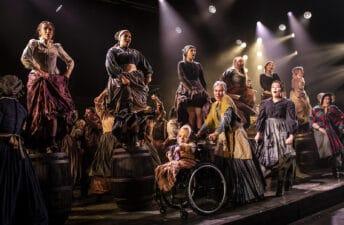 079 Mercury Theatre Oliver Pamela Raith Photography